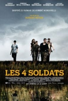 Les 4 soldats online streaming