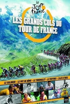 Les grands cols du Tour de France online