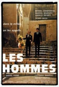 Ver película Les hommes
