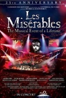 Ver película Les Misérables in Concert: The 25th Anniversary