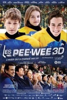 Les Pee-Wee 3D: L'hiver qui a changé ma vie on-line gratuito