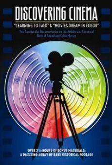 Les premiers pas du cinéma - Un rêve en couleur