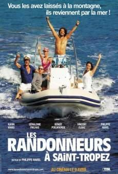 Les randonneurs à Saint-Tropez online