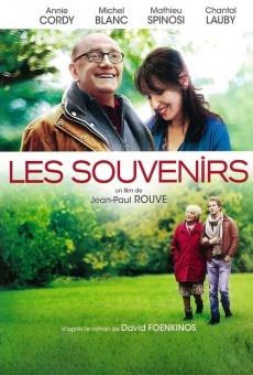 Ver película Les souvenirs