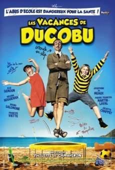 Les vacances de Ducobu en ligne gratuit