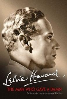 Ver película Leslie Howard: The Man Who Gave a Damn