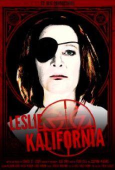Leslie Kalifornia: The Villainess