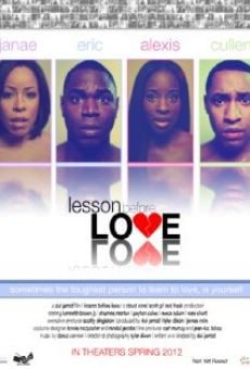 Lesson Before Love en ligne gratuit
