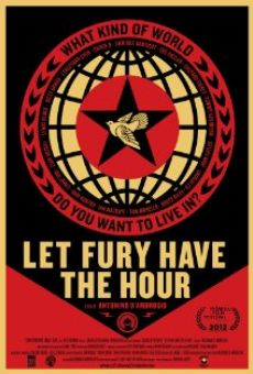 Película: Let Fury Have the Hour