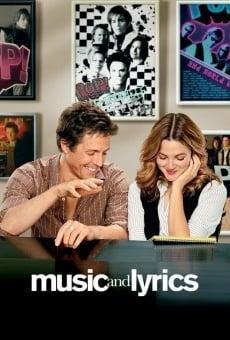 Ver película Letra y música