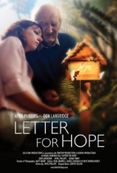 Letter for Hope on-line gratuito