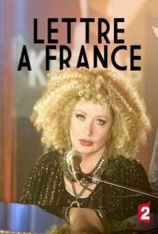 Lettre à France online