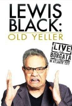 Película: Lewis Black: Old Yeller - Live at the Borgata