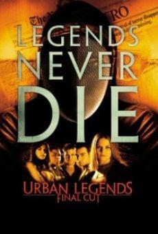 Ver película Leyenda urbana 2