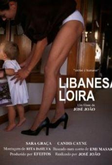 Libanesa Loira on-line gratuito