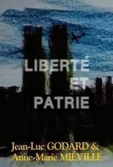 Liberté et patrie