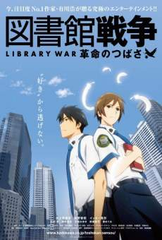 Library War: The Wings of Revolution online