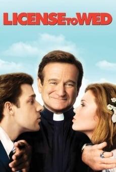 Ver película Licencia para casarse
