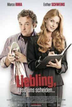 Película: Liebling, lass uns scheiden!