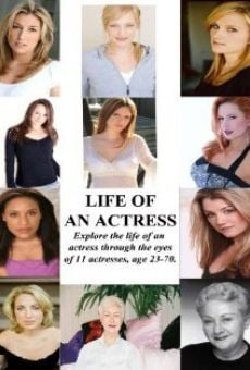 Película: Life of an Actress