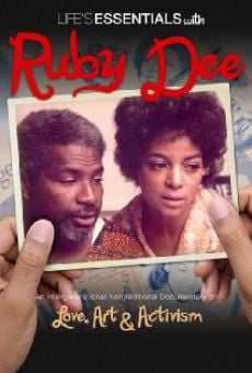Life's Essentials with Ruby Dee online