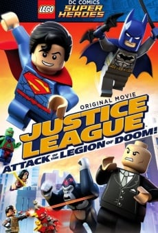 Lego DC Super Heroes: Justice League - Attack of the Legion of Doom! on-line gratuito