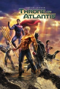 Justice League: Throne of Atlantis online kostenlos