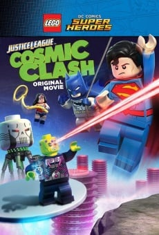 Lego DC Comics Super Heroes: Justice League - Cosmic Clash on-line gratuito