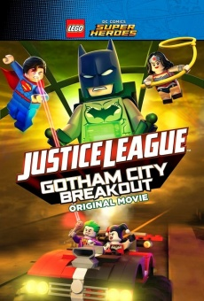 Justice League: Gotham City Breakout Online Free