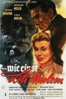 Ver película Like Once Lili Marleen