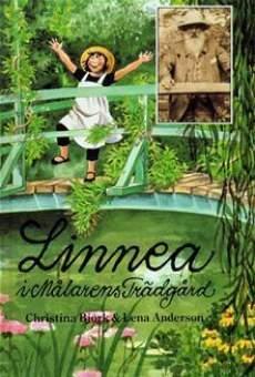 Ver película Linnea en el jardín de Monet