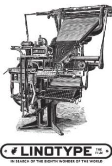 Ver película Linotype: The Film