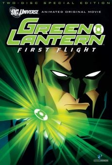 Green Lantern: First Flight online