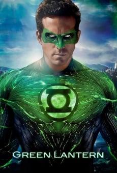 Green Lantern on-line gratuito