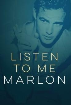 Listen to Me Marlon on-line gratuito