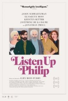 Listen Up Philip on-line gratuito