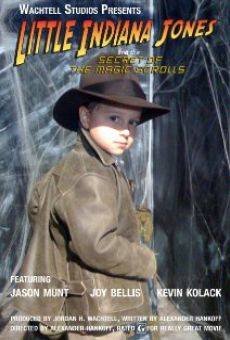 Little Indiana Jones and the Secret of the Magic Scrolls