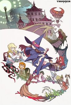 Película: Little Witch Academia