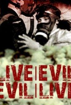 Ver película Live/Evil - Evil/Live