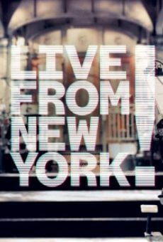 Live From New York! streaming en ligne gratuit
