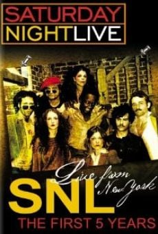 Live from New York: The First 5 Years of Saturday Night Live en ligne gratuit