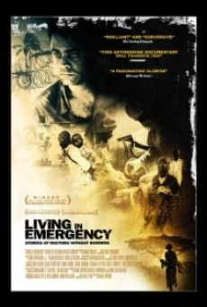 Película: Living in Emergency