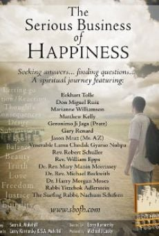 Living Luminaries: On the Serious Business of Happiness on-line gratuito