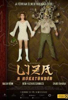Liza, a rókatündér