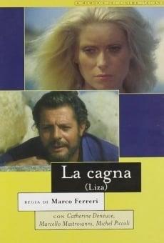 La Cagna on-line gratuito