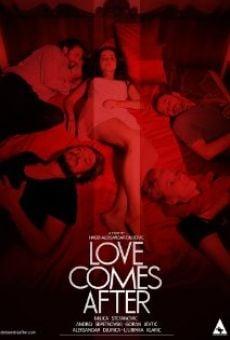 Ljubav dolazi kasnije online