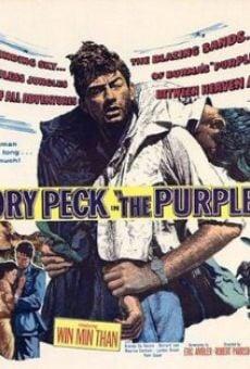 the purple plain 1954 film en fran ais cast et bande annonce. Black Bedroom Furniture Sets. Home Design Ideas