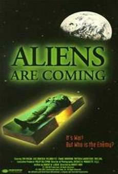 Ver película Llegan los extraterrestres