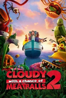 Cloudy 2: Revenge of the Leftovers on-line gratuito