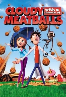 Cloudy with a Chance of Meatballs online free